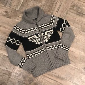 Women's Bluenotes Knit Zippered Sweater